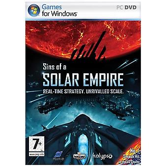 Synder en Solar Empire (PC DVD) (en)