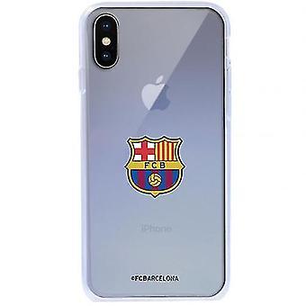 Barcelona iPhone X TPU Case