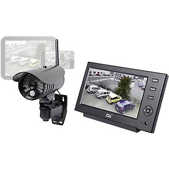 4-channel incl. 1 camera dnt 52208 Quattsecure