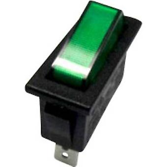 Toggle switch 250 V AC 10 A 1 x Off/On SCI R13-70B