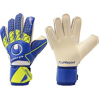 UHLSPORT ABSOLUTGRIP keeper handschoenen grootte