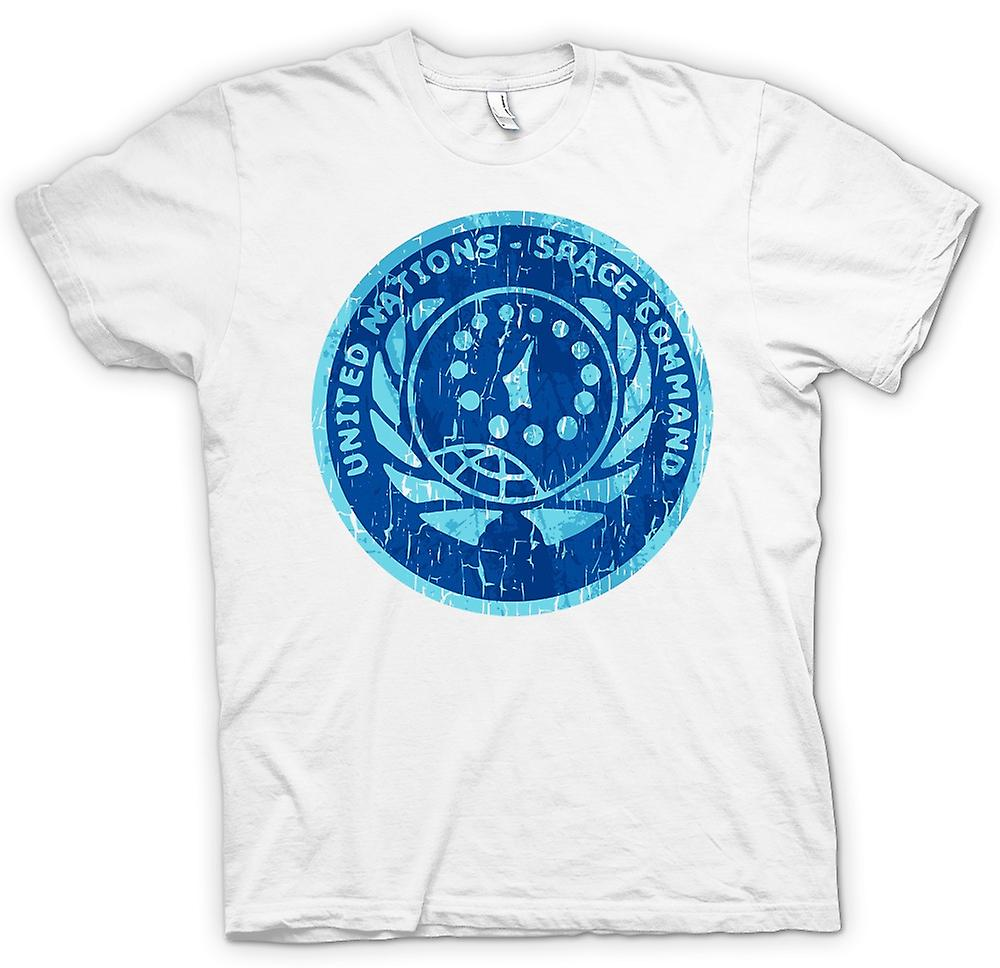 Mens T-shirt - United Nations Space Command - Gamer