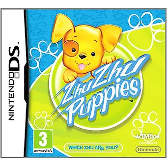 Zhu Zhu Pets Puppies - Game Only (Nintendo DS) - Factory Sealed