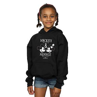 Disney Girls Mickey and Minnie Mouse Mousecrush Mondays Hoodie