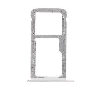 Para tabuleiro para cartão SIM Huawei P9 - prata