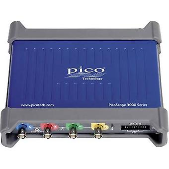 pico 3403D MSO USB Oscilloscope 50 MHz 20-channel 250 MSa/s 16 Mpts Digital storage (DSO), Mixed signal (MSO), Function generator