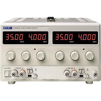 TTi の EX354RD ベンチ PSU (調節可能な電圧) を目指して - 35 Vdc 0 - 0 4 A 280 W 号出力 2 の x