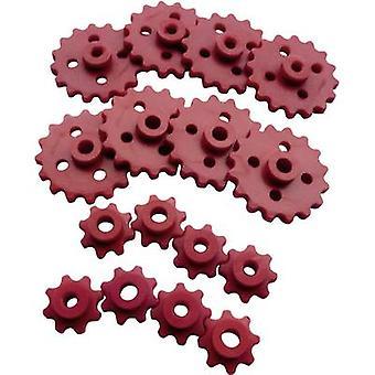 Material de capacitación lugar de trabajo - juego de ruedas de cadena Modelcraft