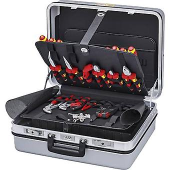 Knipex 00 21 30 Electrical contractors Tool box (+ tools) 23-piece