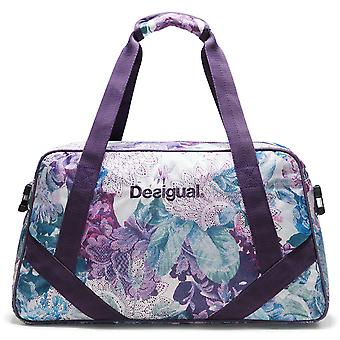 Desigual sport väska gym väska art & tråd carry bag 18WQXW04/3020