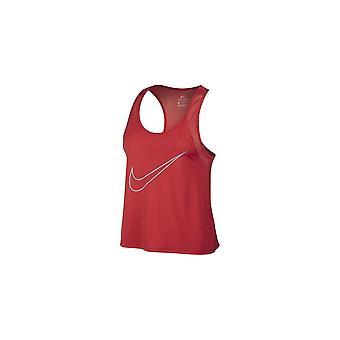 Mulheres Nike executando o tanque 799572696 t-shirt