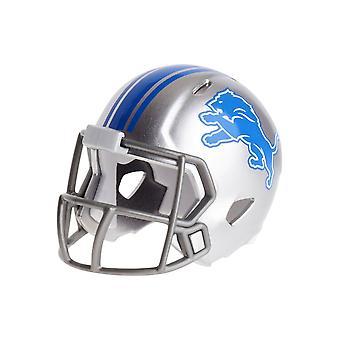 リデル スピード ポケット フットボール用ヘルメット - NFL デトロイト ・ ライオンズ