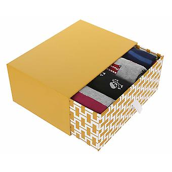 All Star Gift Box | 4 pairs of men's soft bamboo crew socks by Braintree