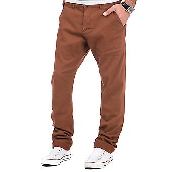 CARISMA men's Chinohose Brown