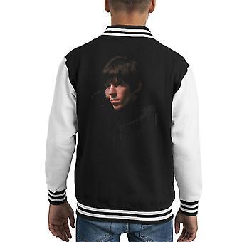 TV Times Keith Richards Ready Steady Go Kid's Varsity Jacket