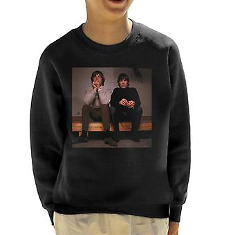 TV Times Mick And Keith Rolling Stones Kid's Sweatshirt