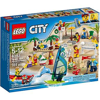 LEGO Personenset 60153-Fun on the beach