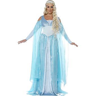 Smiffy's Medieval Maiden Deluxe Costume