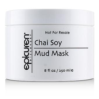 Epicuren Chai Soy Mud Mask - For Oily Skin Types (Salon Size) - 250ml/8oz