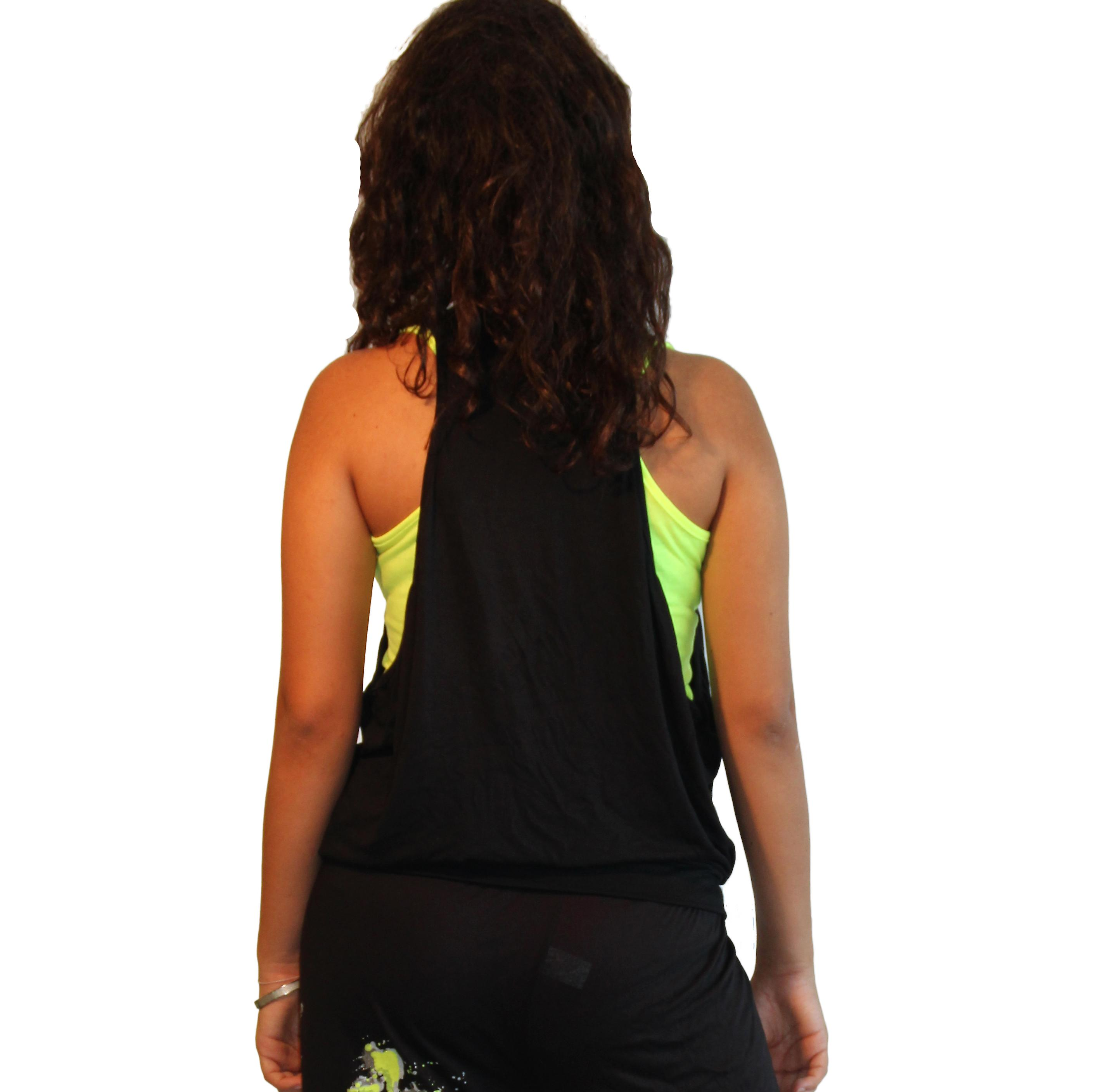 Waooh - Fashion - Top fluo jogging