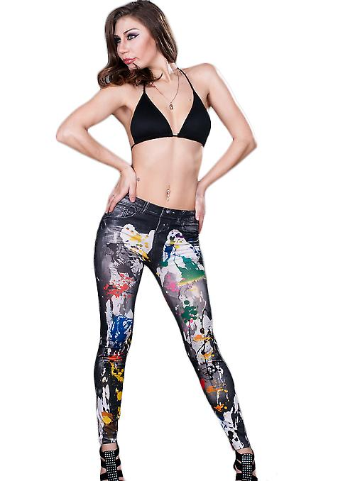 Waooh - Mode - Leggings long