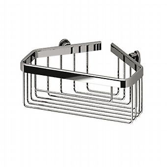 Large Deep Corner Basket Chrome 145003