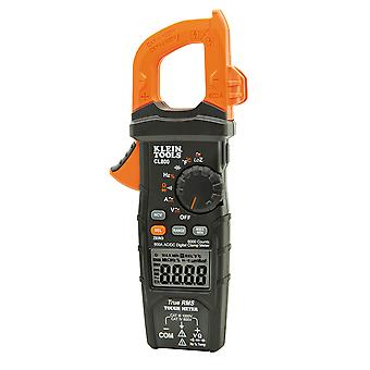 Klein Tools Digital Clamp Meter - AC/DC Auto-Ranging - 600A