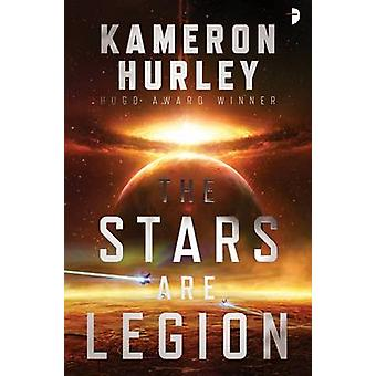 The Stars are Legion by Kameron Hurley - 9780857666611 Book