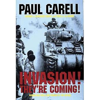 Invasion! -sie kommen! -Deutsches Konto des d-Day Landungen und