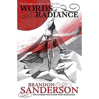 Ord av Radiance - del to av Brandon Sanderson - 9780575093324 bok