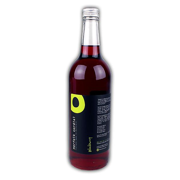 Norfolk Cordial Blackberry Catering Size 75cl