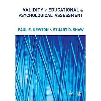 Gültigkeit in pädagogische und psychologische Beurteilungen von Paul E. Newto