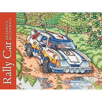 Rallye voiture par Benoît Blathwayt - livre 9781780273662