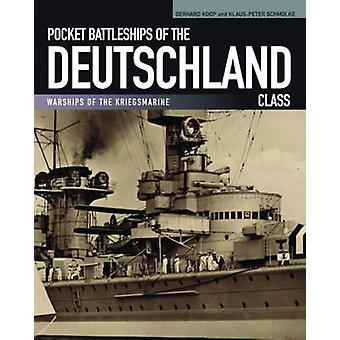Tasche Linienschiffe der Deutschland-Klasse von Gerhard Koop - Klaus-P
