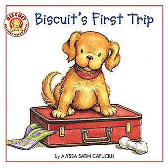 Biscuit de eerste reis