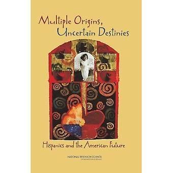 Múltiples orígenes, destinos inciertos: Los hispanos y el futuro americano
