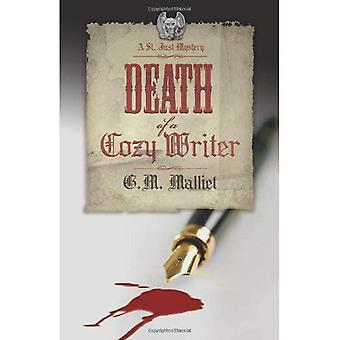 Death of a Cozy Writer: A St Just Mystery