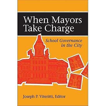 Cuando alcaldes hacerse cargo: Escuela de gobierno de la ciudad