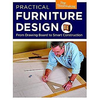 Design de mobilier pratique: De la planche à dessin de Construction intelligente (ébénisterie)