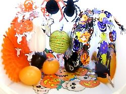 Halloween Standard Decoration Pack Fantastic Value!!!