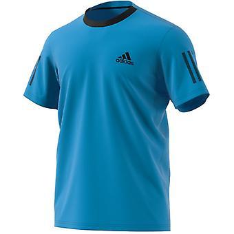 Strisce di Adidas Club 3 tee DU0861 maschile