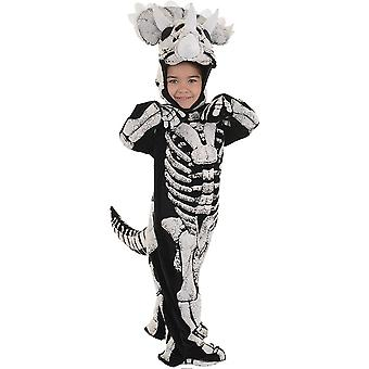 Triceratops Kleinkind Kostüm - 11662