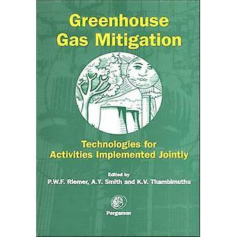 Kasvihuonekaasujen kaasun lieventäminen teknologiaa yhteisrahoitustoimista yhdessä Reimer & Pierce
