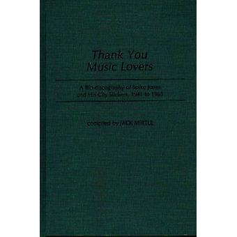 Merci à BioDiscography d'amoureux A la musique de Spike Jones et sa City Slickers 19411965 par Mirtle & Jack