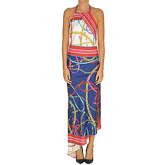 Pinko Multicolor Polyester Dress