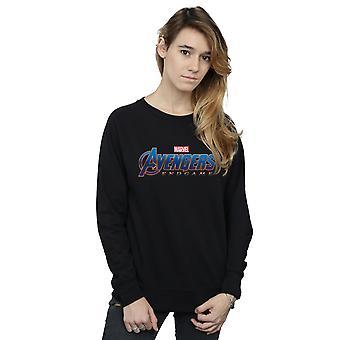 Marvel Women's Avengers Endgame Logo Sweatshirt