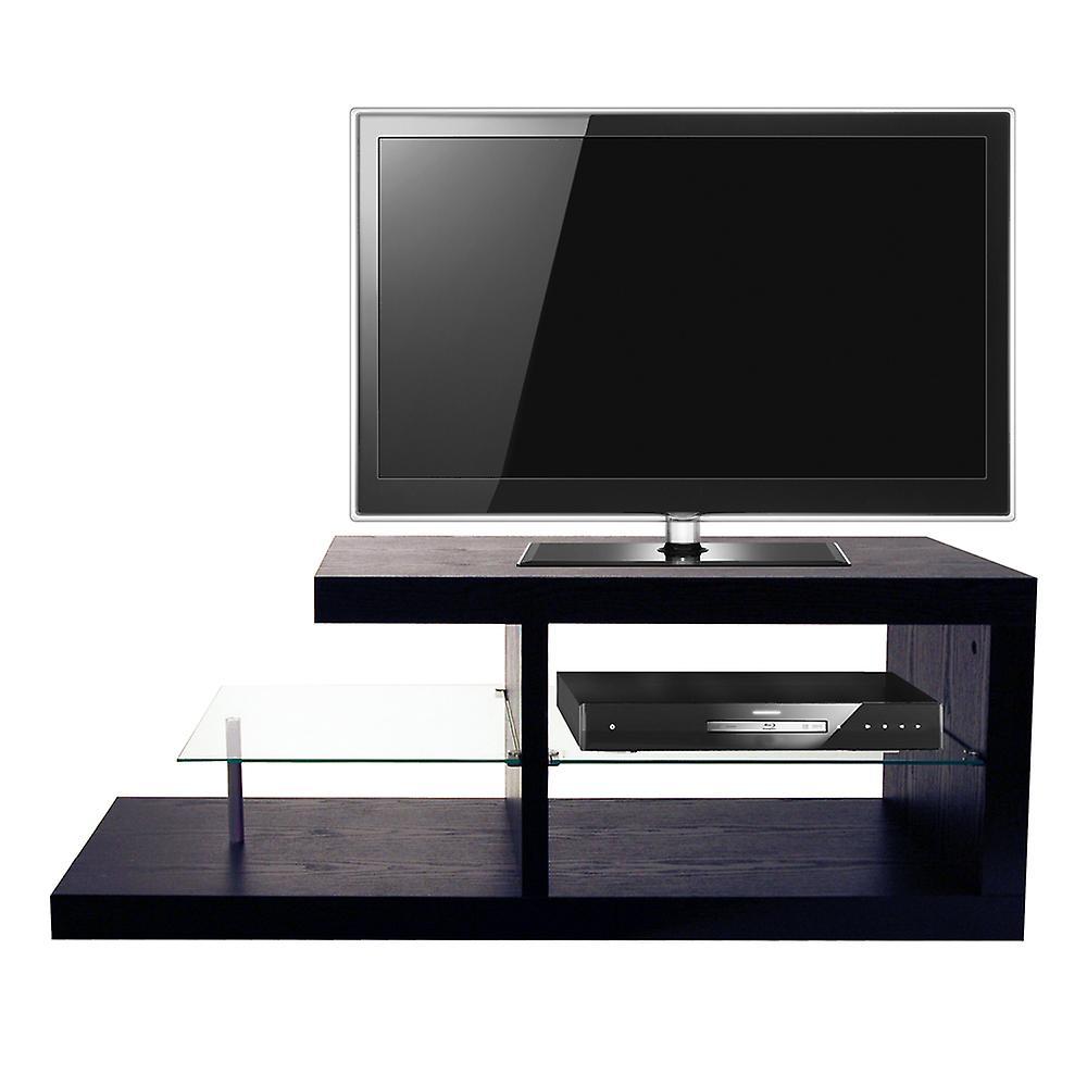 Table Coffee Unit Tv Black StandEntertainment HaloChunky rdCBxeo
