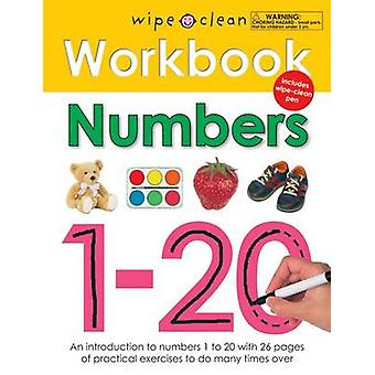 Numbers 1-20 by Roger Priddy - 9780312508692 Book