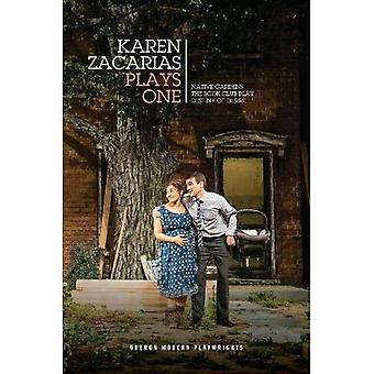 Karen Zacarias: juega una