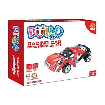 Racing Car Construction Set Toy